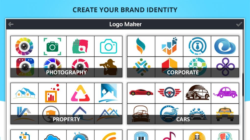 Logo Maker Logo Creator Generator Designer Download