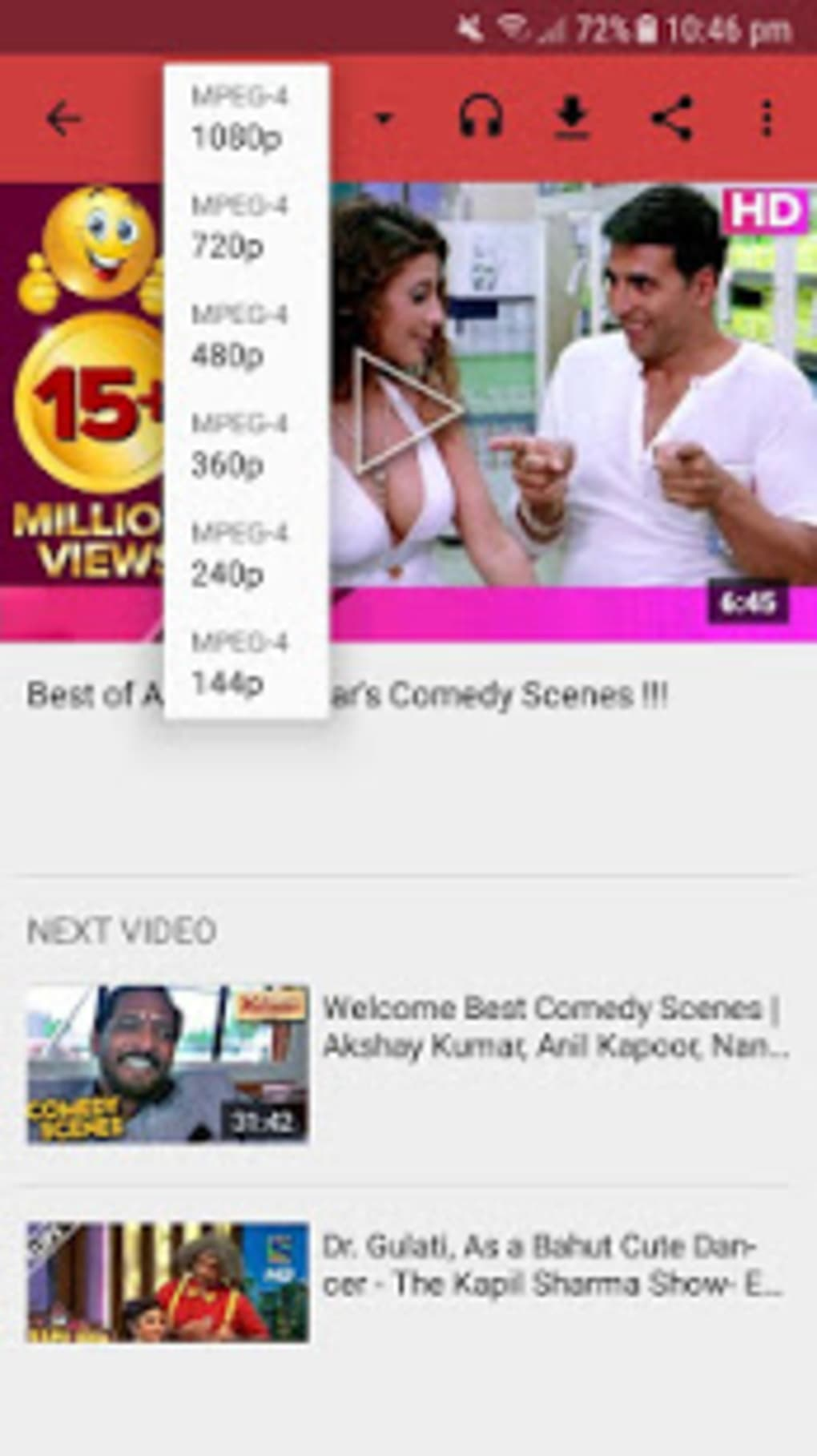 best movie download for android