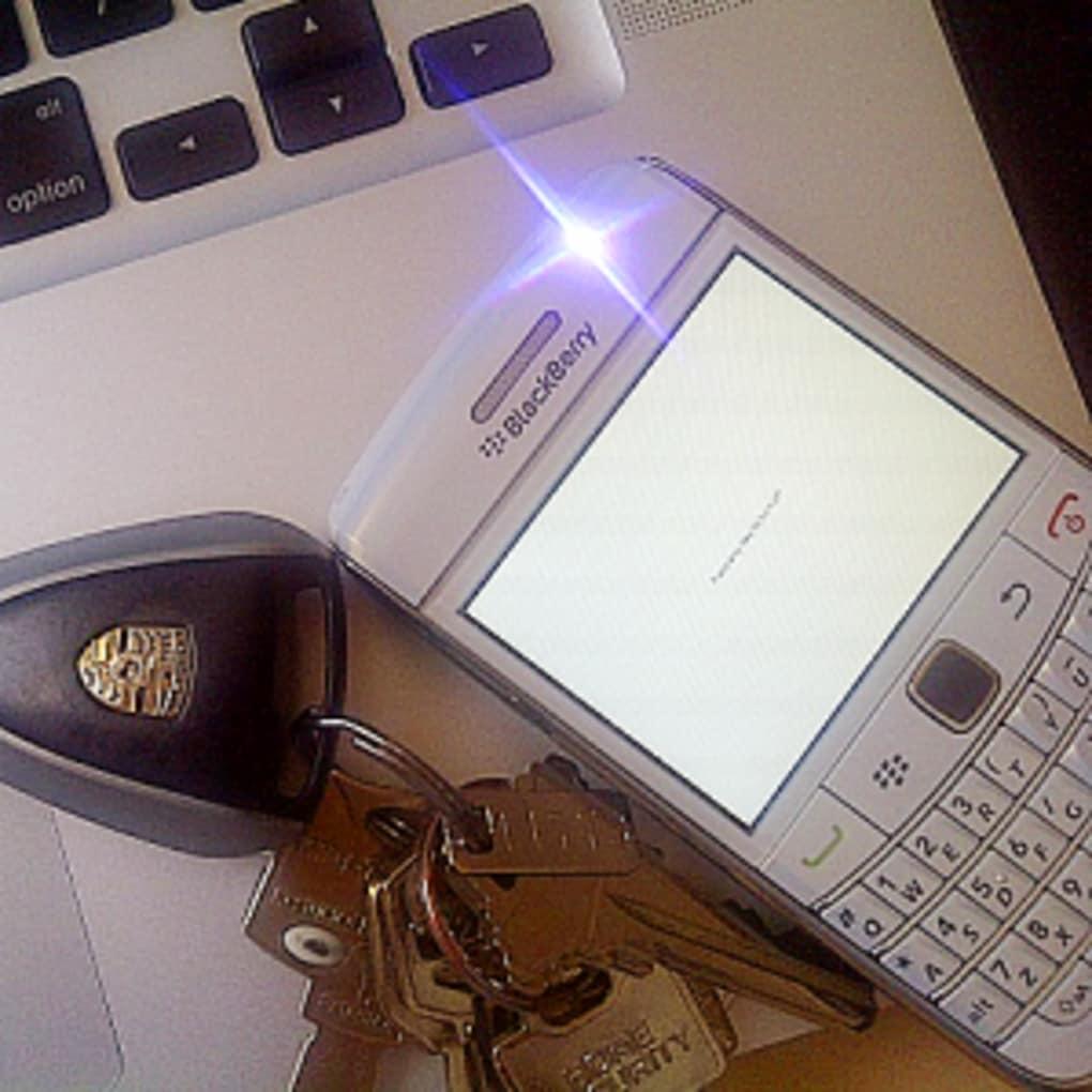 lampe torche blackberry