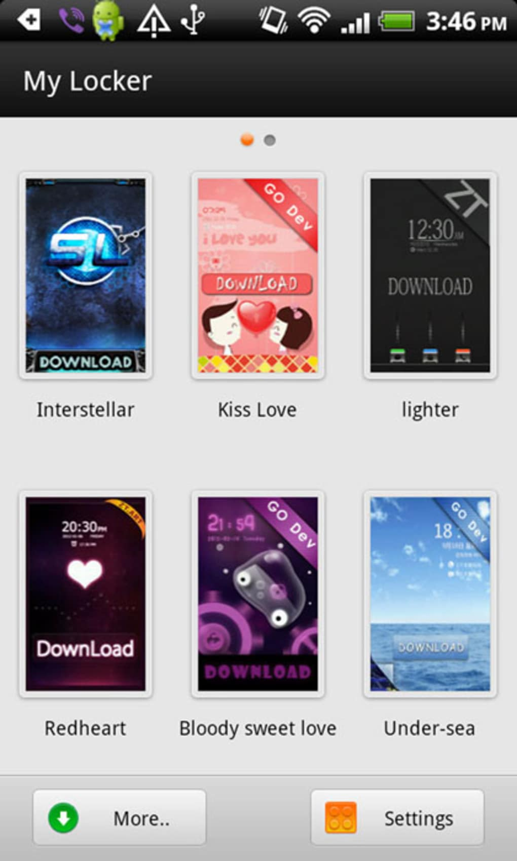 GO Locker for Android - Download