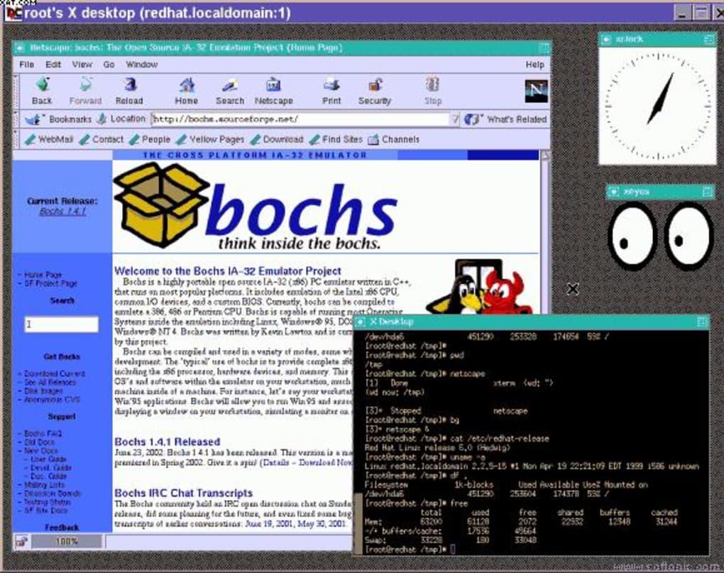 Bochs para Mac - Descargar