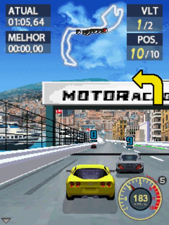 java car game