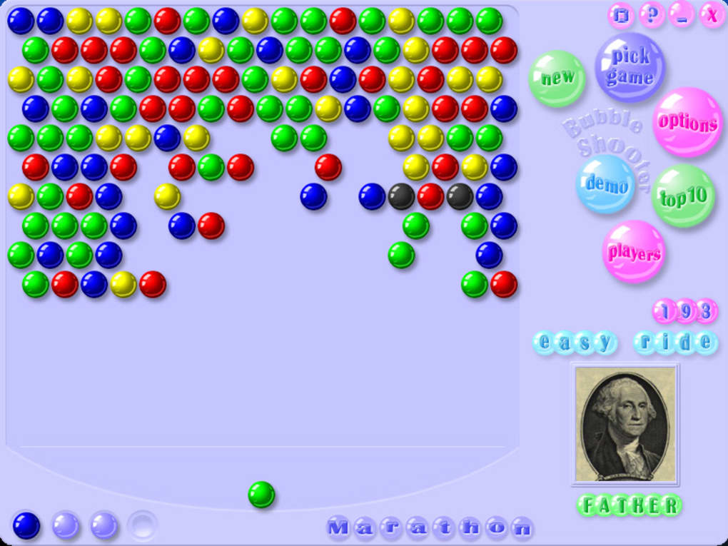 bubble shooter senza