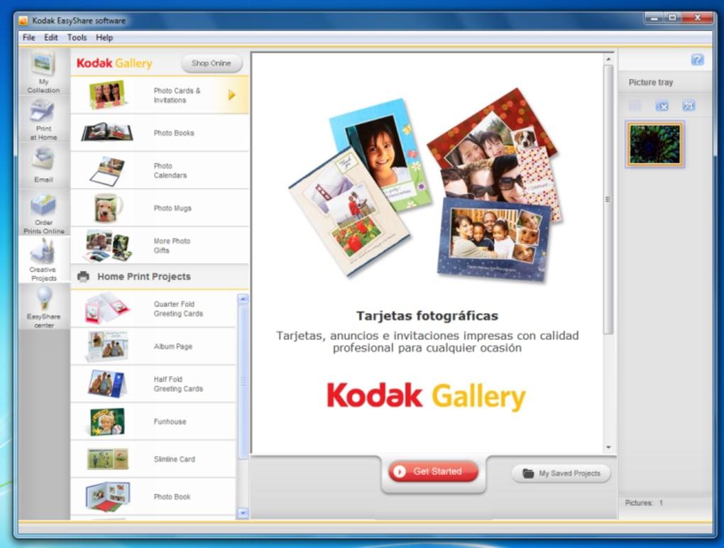 logiciel kodak easyshare m531 gratuit
