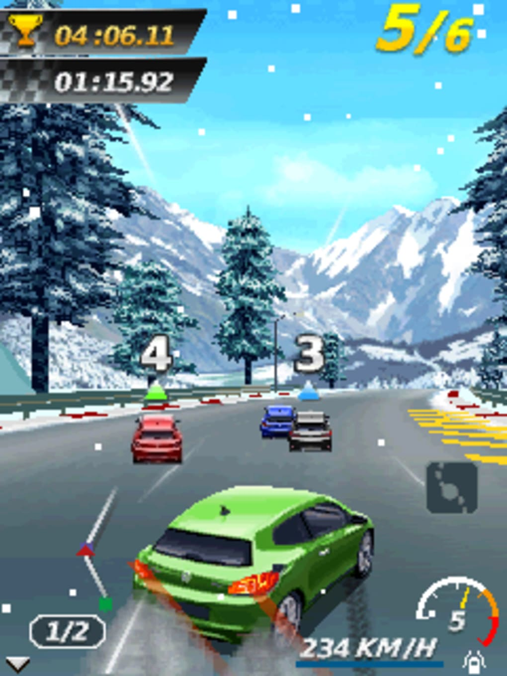 Free Download 3D Car Racing Games For Nokia 2690 idea gallery