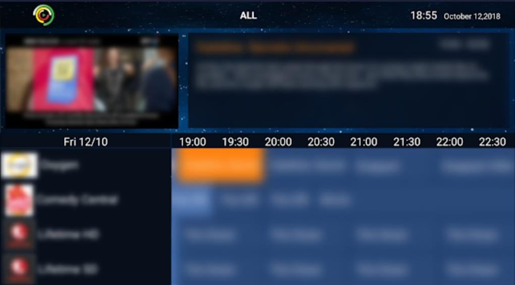 ILINKS MEDIA PLAYER IPTV STREAMER FOR XTREAM CODE for