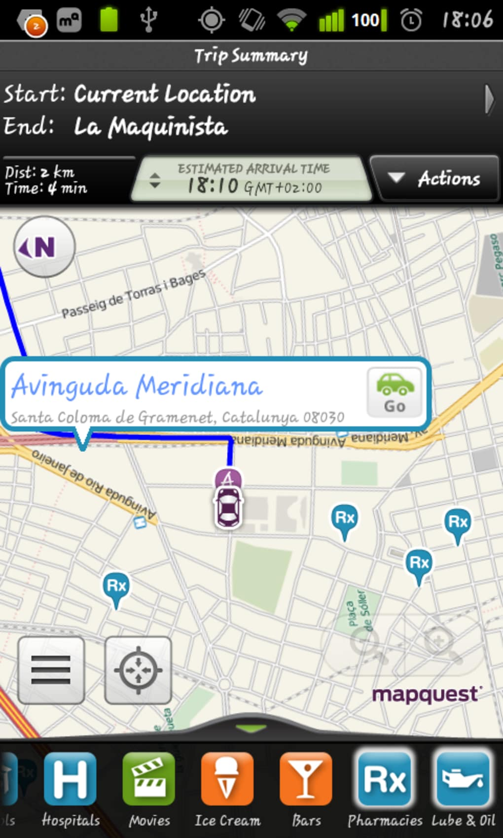 MapQuest for Android - Download