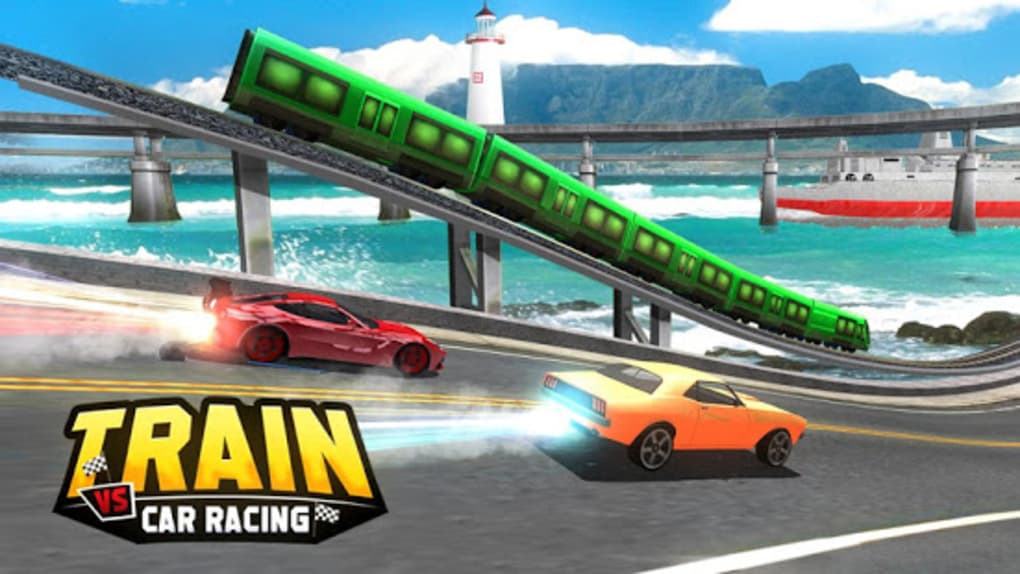 Train Vs Car Racing 2 Player for Android - Download