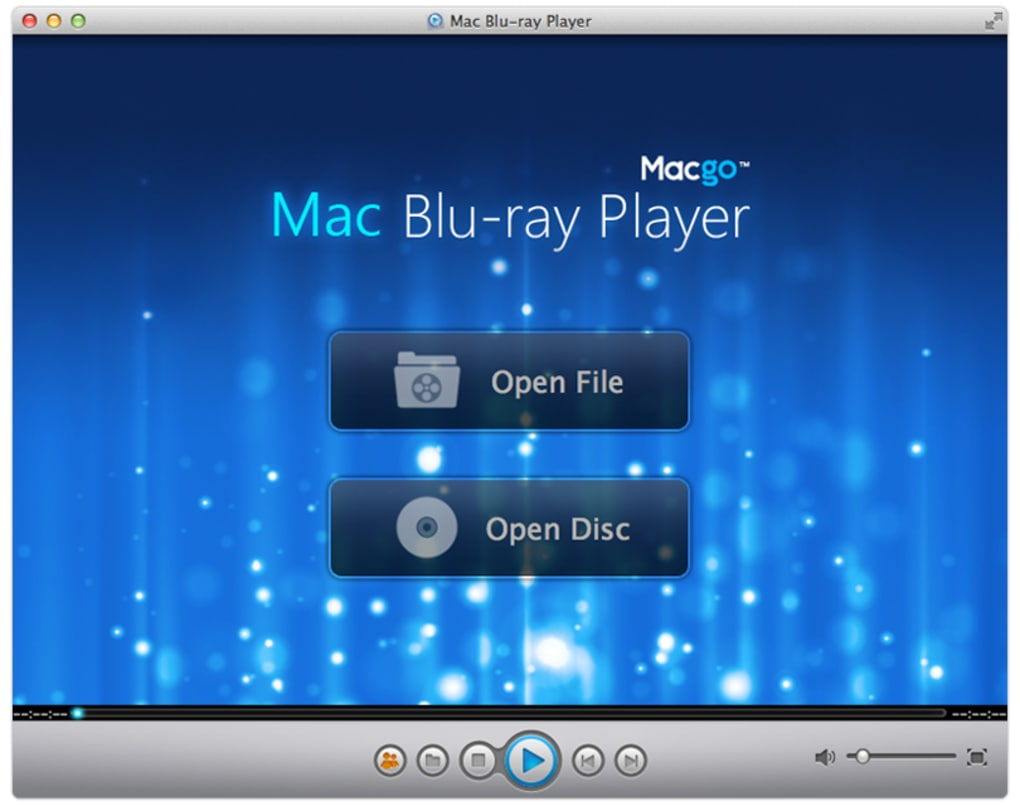 Play Blu-ray disks on your Mac