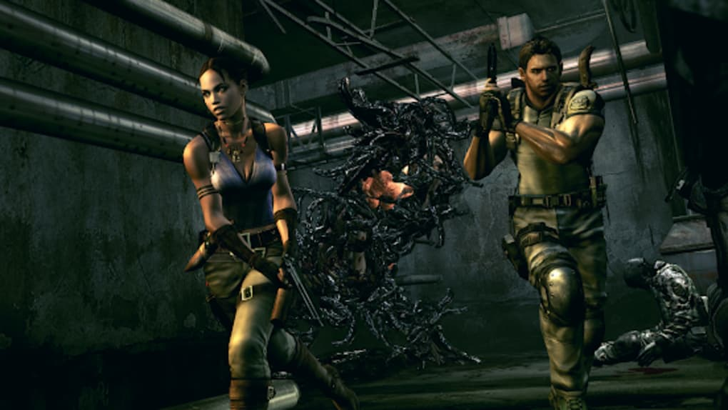 Resident Evil 5 for SHIELD TV for Android - Download
