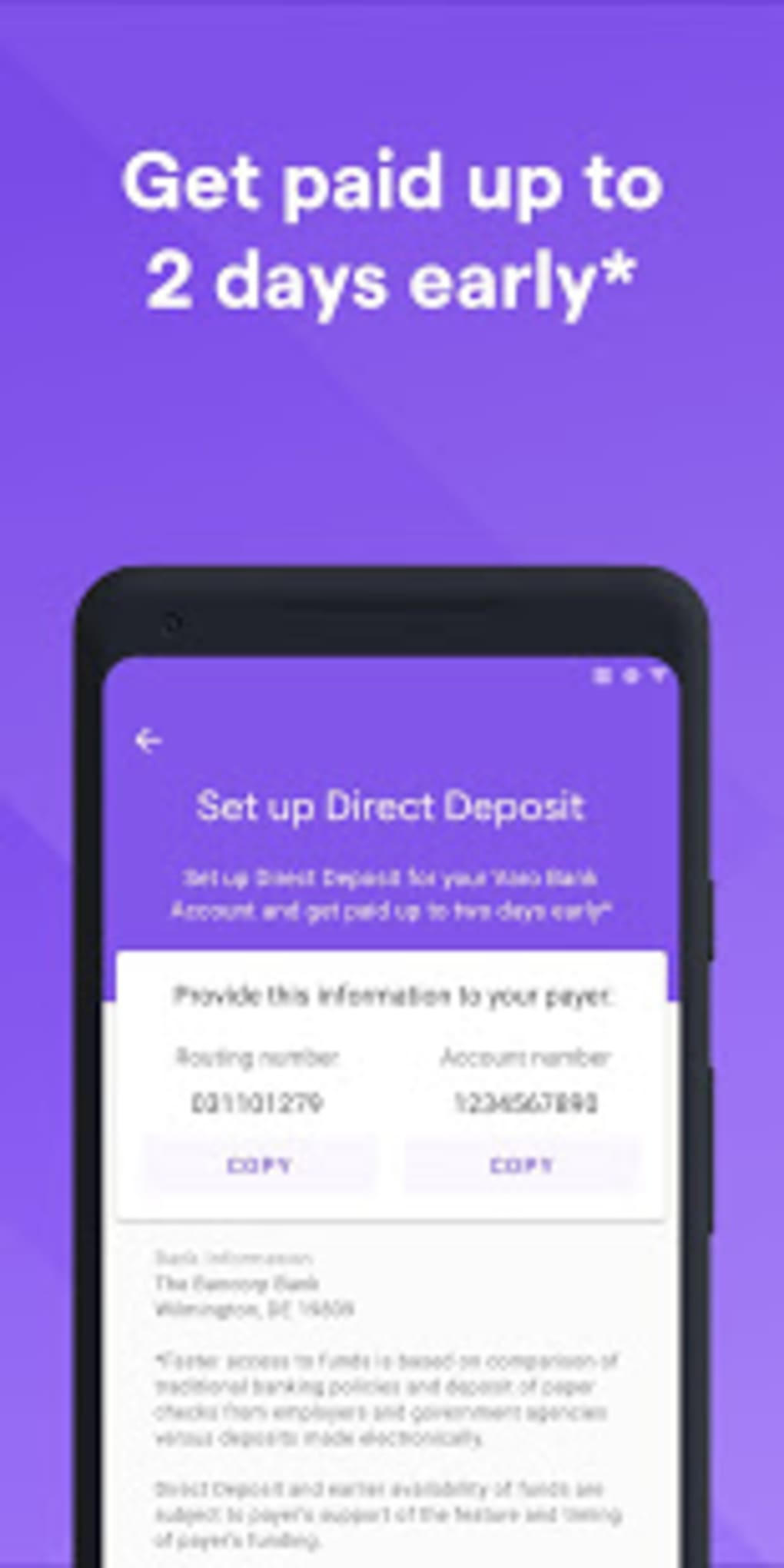 Varo Mobile Banking and Saving for Android - Download