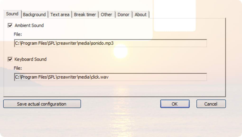 CreaWriter - Download