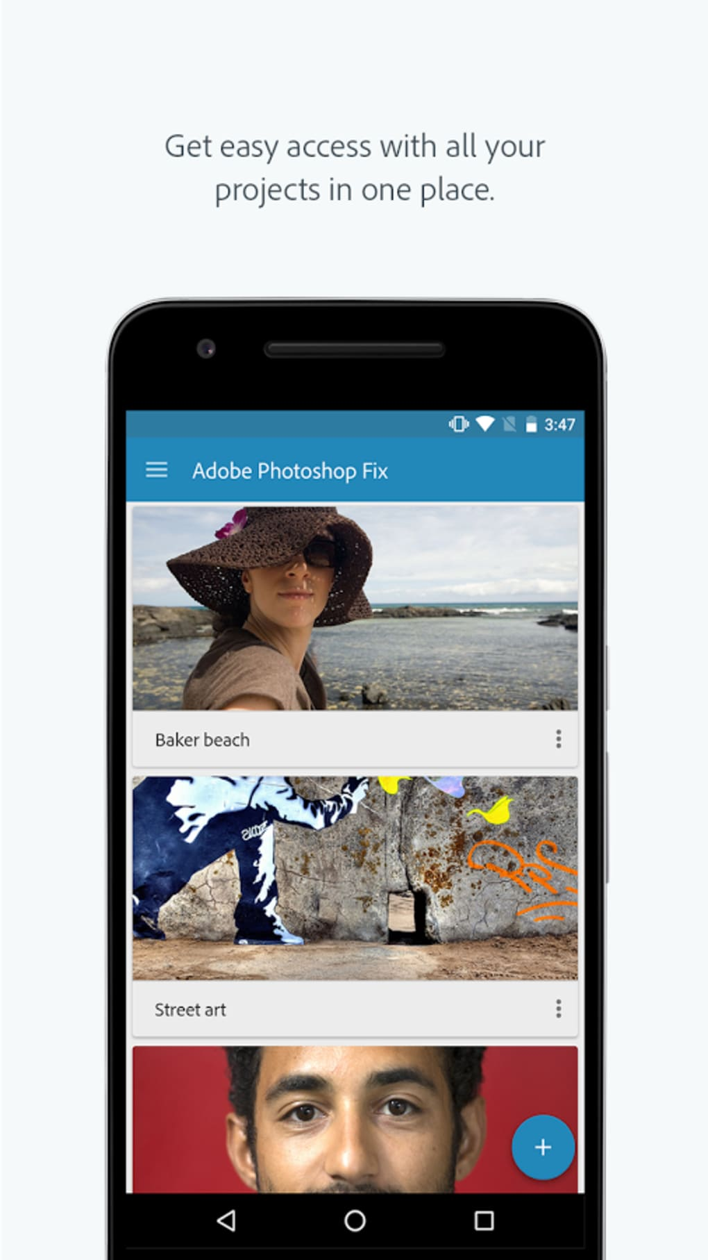 Adobe Photoshop Fix for Android - Download