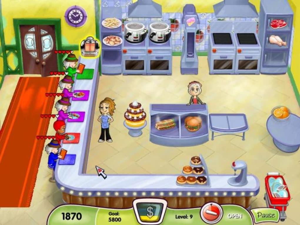 cooking dash 2 free download full version