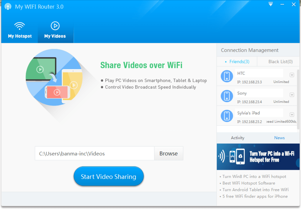 virtual router download for pc