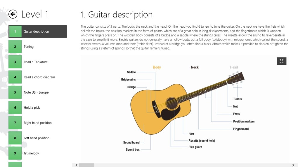 guitar lessons beginners 1 download. Black Bedroom Furniture Sets. Home Design Ideas