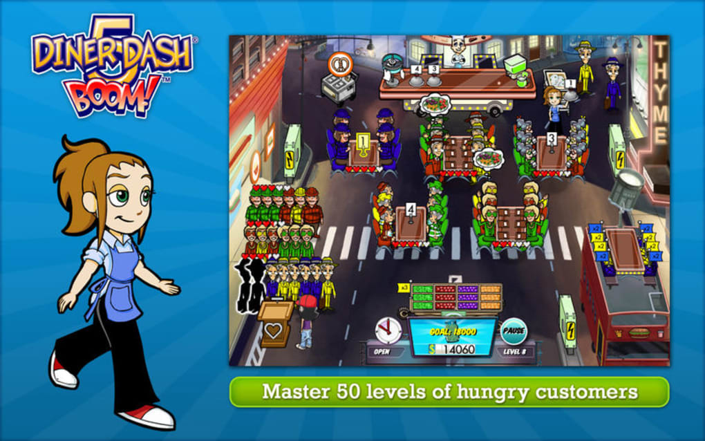 diner dash for mac free download full version