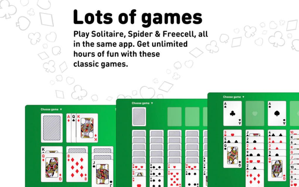 Freecell Classic Solitaire Card Game for Mac - Download