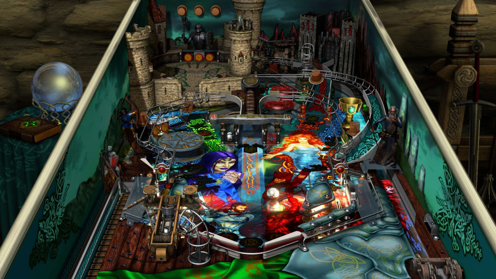 Pinball FX3 - Medieval Pack - Download