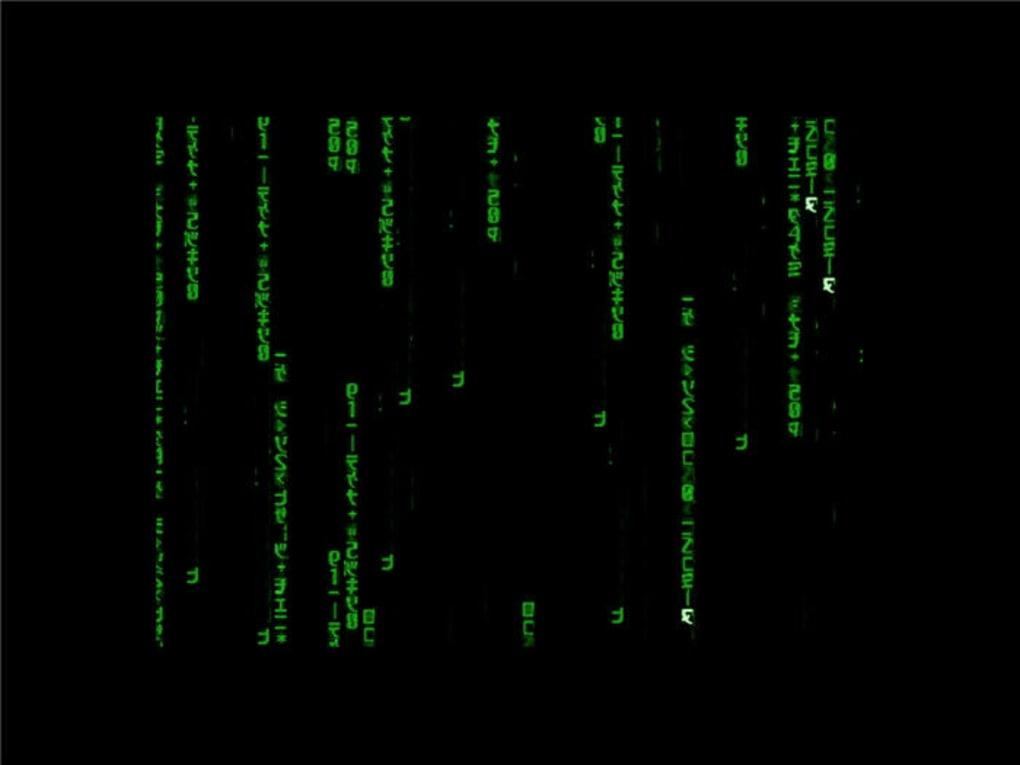 The Matrix Screensaver - Download