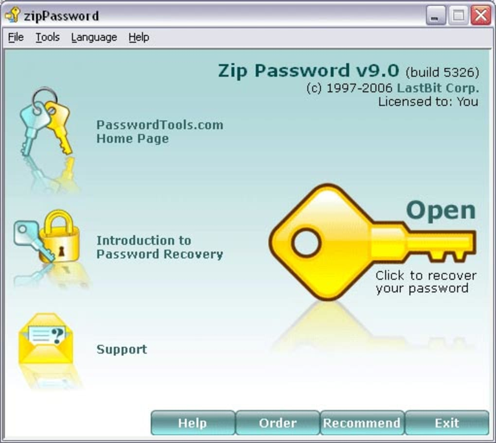 ZipPassword - Download