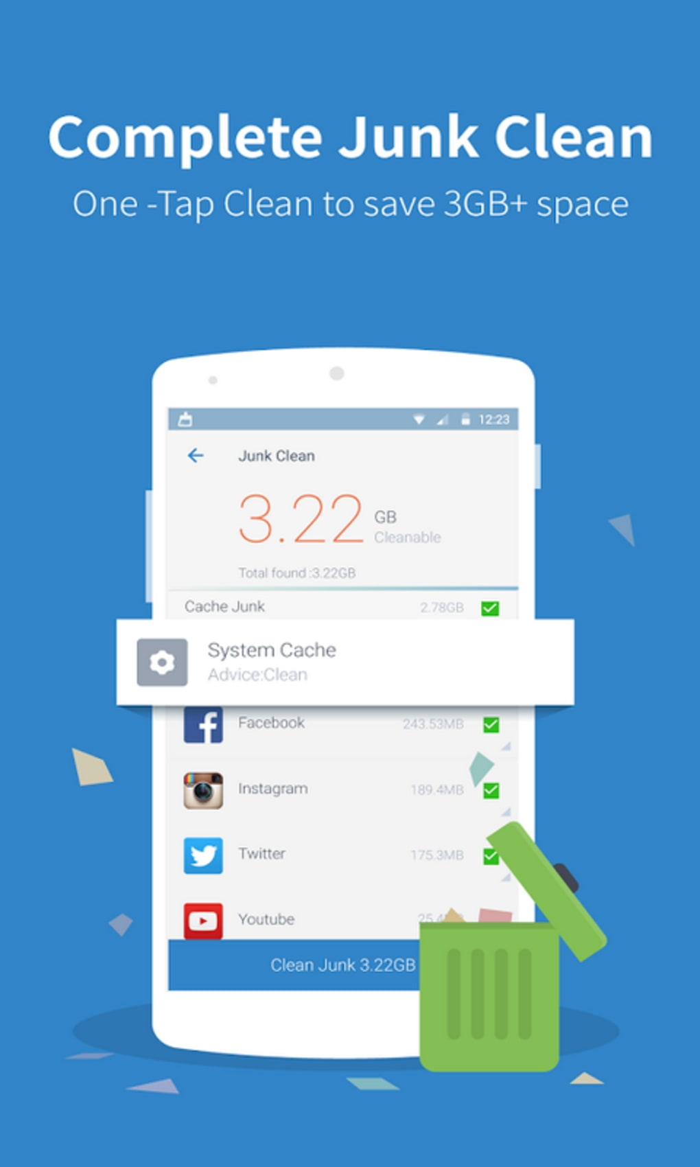 download clean master for android 5.1