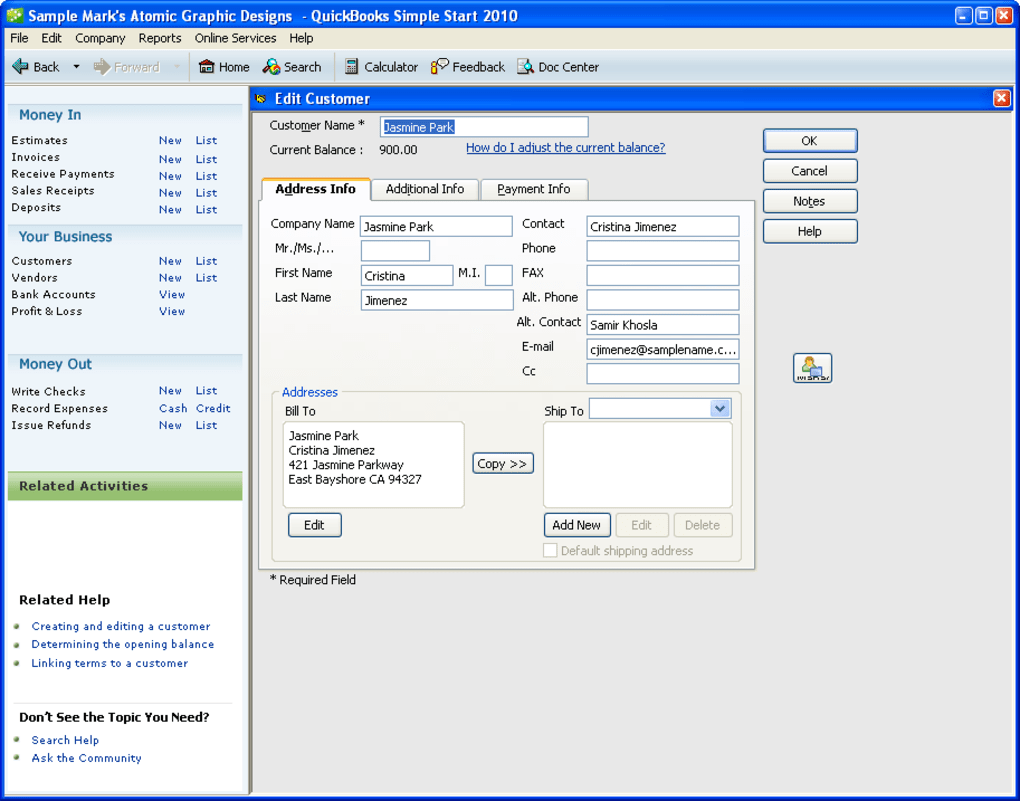 QuickBooks Simple Start - Download