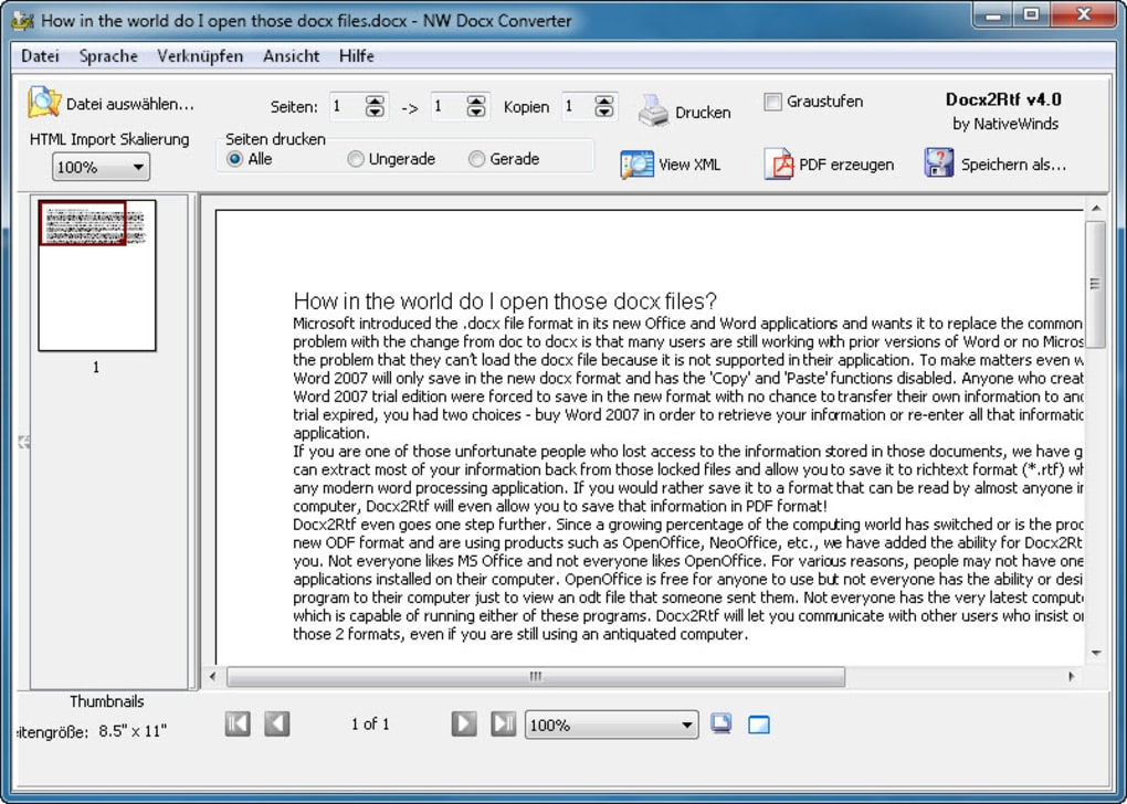 free pdf to docx converter download