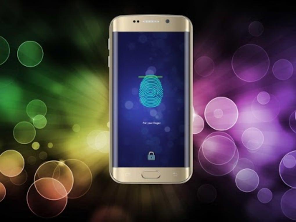 Fingerprint Lock screen for Android - Download
