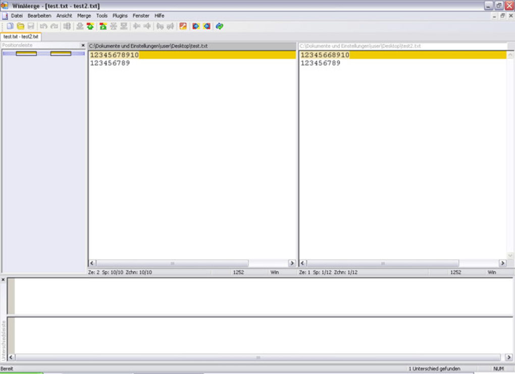 WinMerge Portable - Download