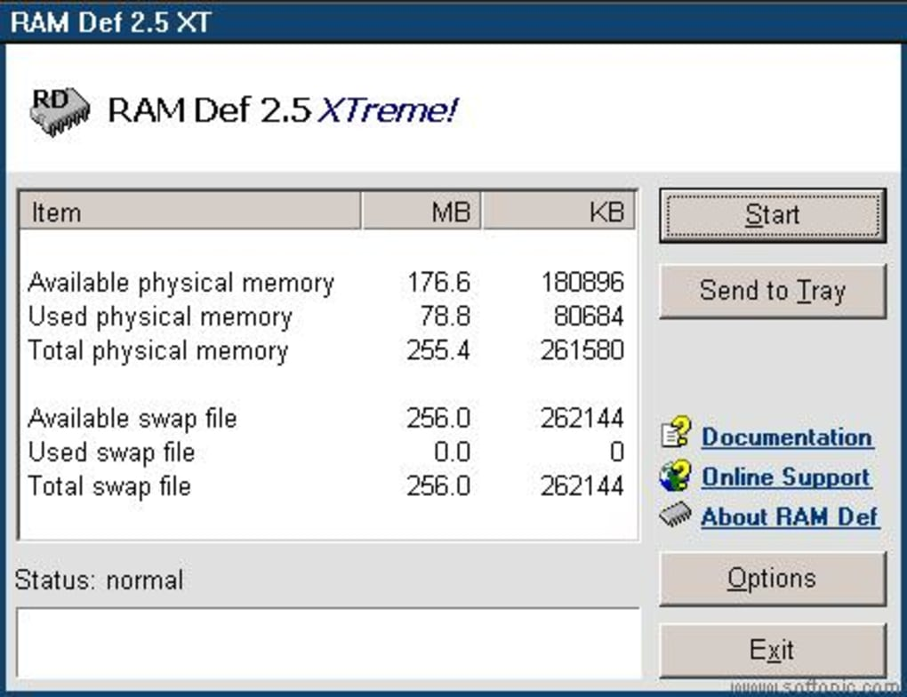 ram def 2.6 xtreme