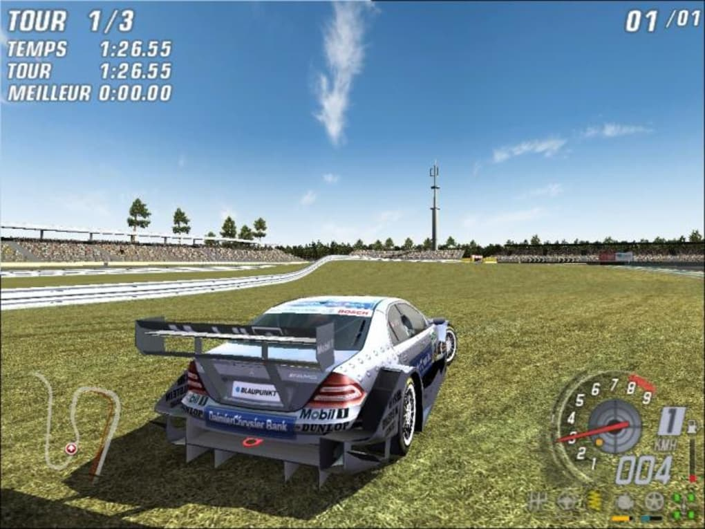 ASTUCES POUR TOCA RACE WINDOWS VISTA DRIVER