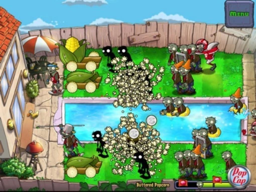 plants vs zombies descargar version completa
