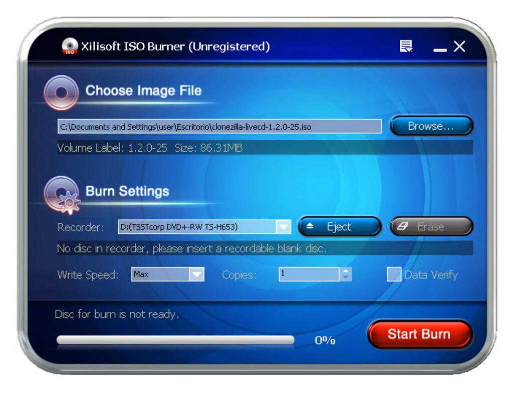 Xilisoft Iso Burner Descargar
