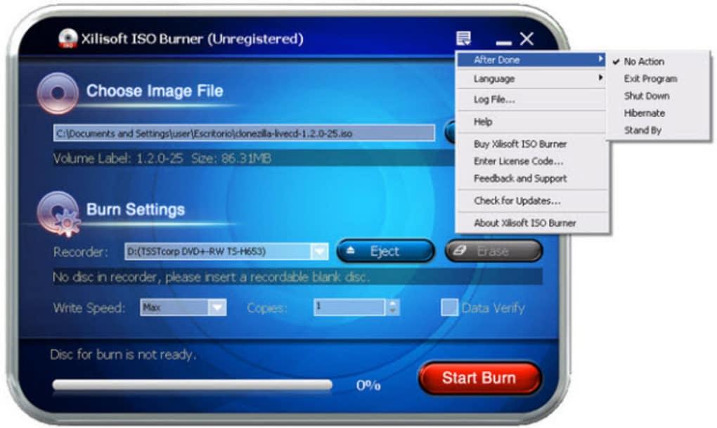 Xilisoft Iso Burner Download