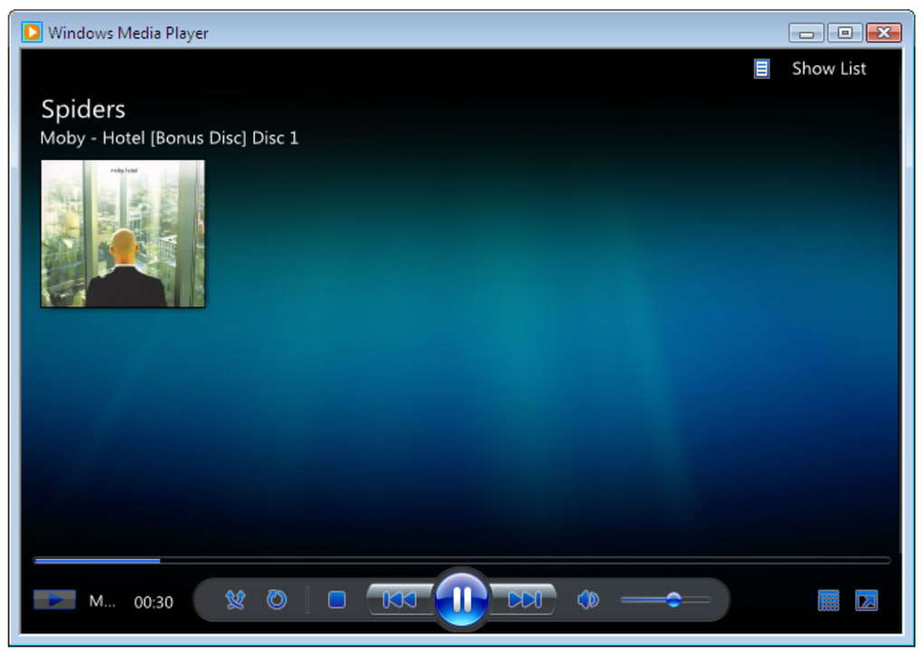 gratuitement media player 12.7