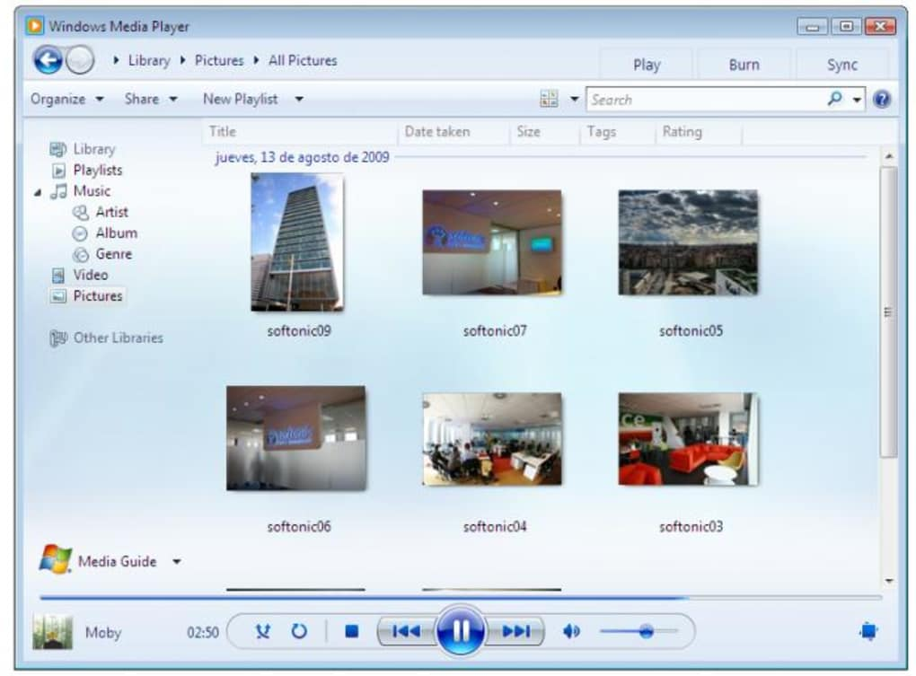 media player 12.3 gratis