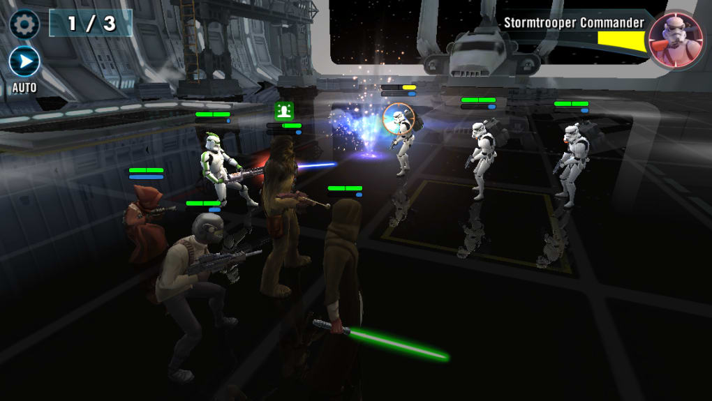 Star Wars: Galaxy of Heroes for iPhone - Download