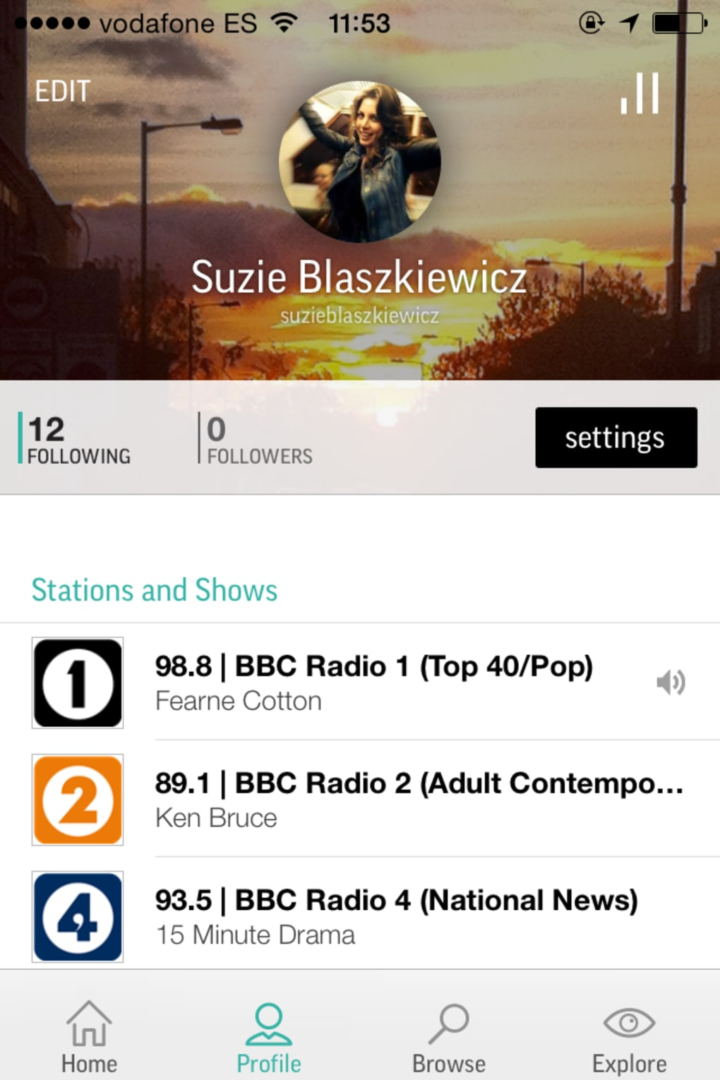 TuneIn Radio for iPhone - Download