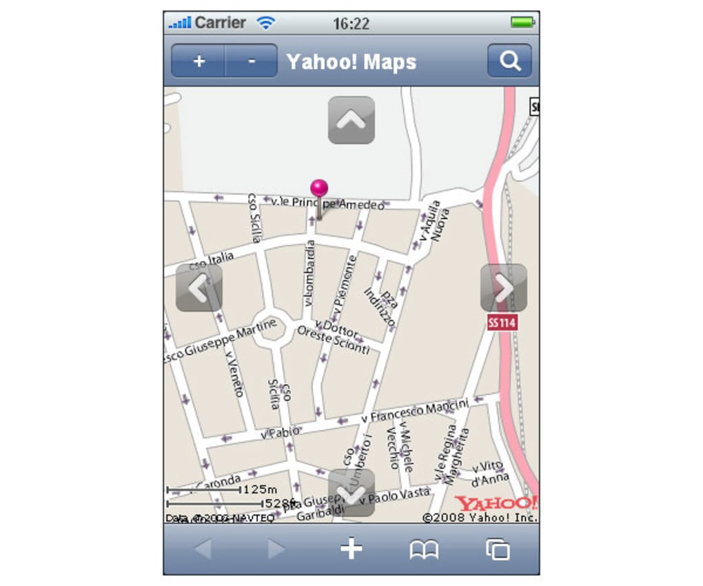 Yahoo! Maps for iPhone - Download on