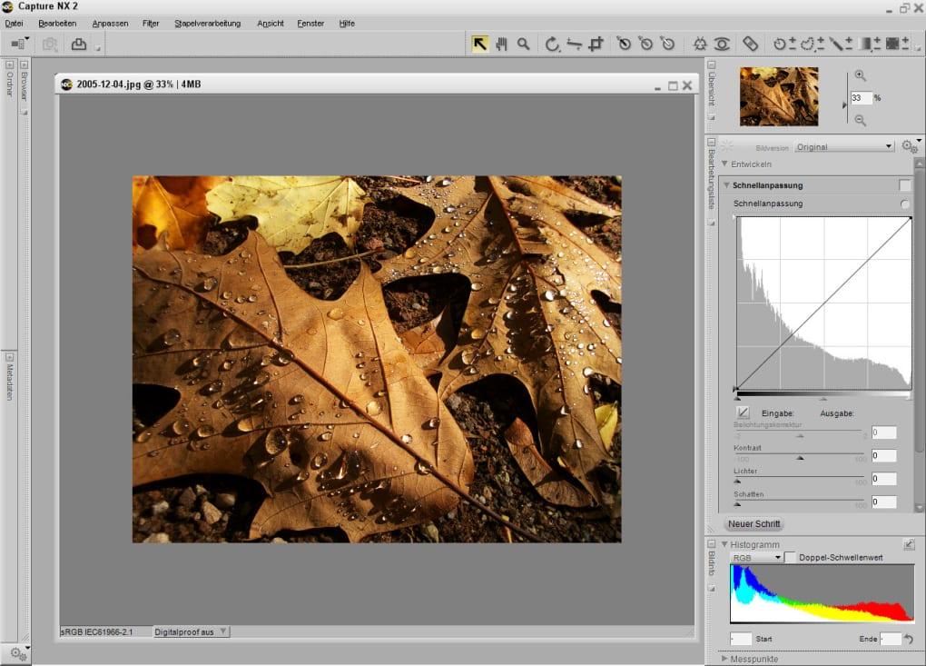 Nikon Capture NX - Download