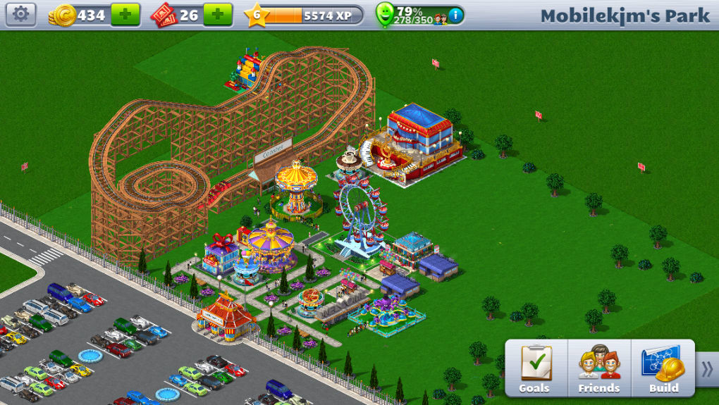 rollercoaster tycoon classic free download mac