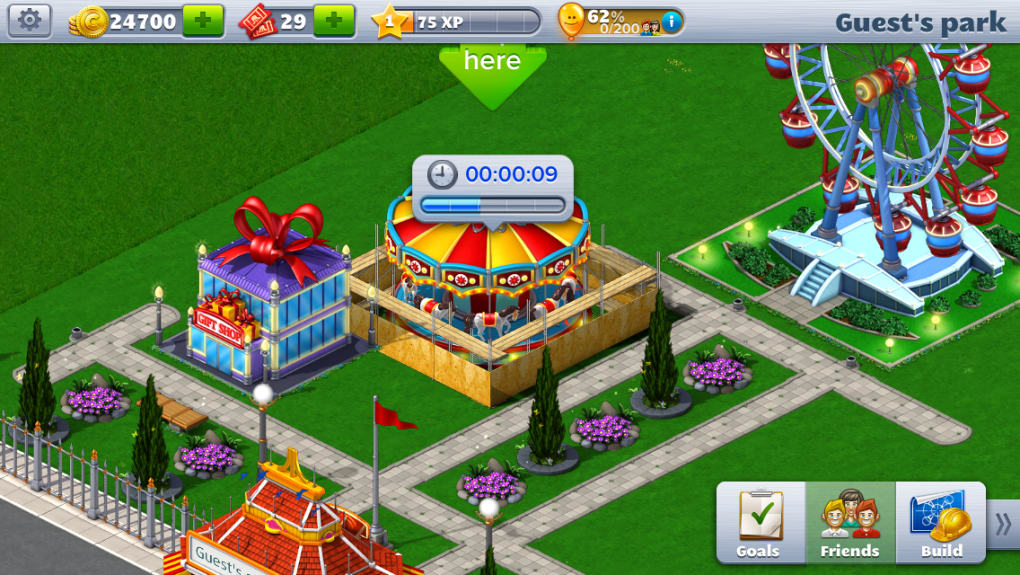 RollerCoaster Tycoon 4 Mobile for iPhone - Download