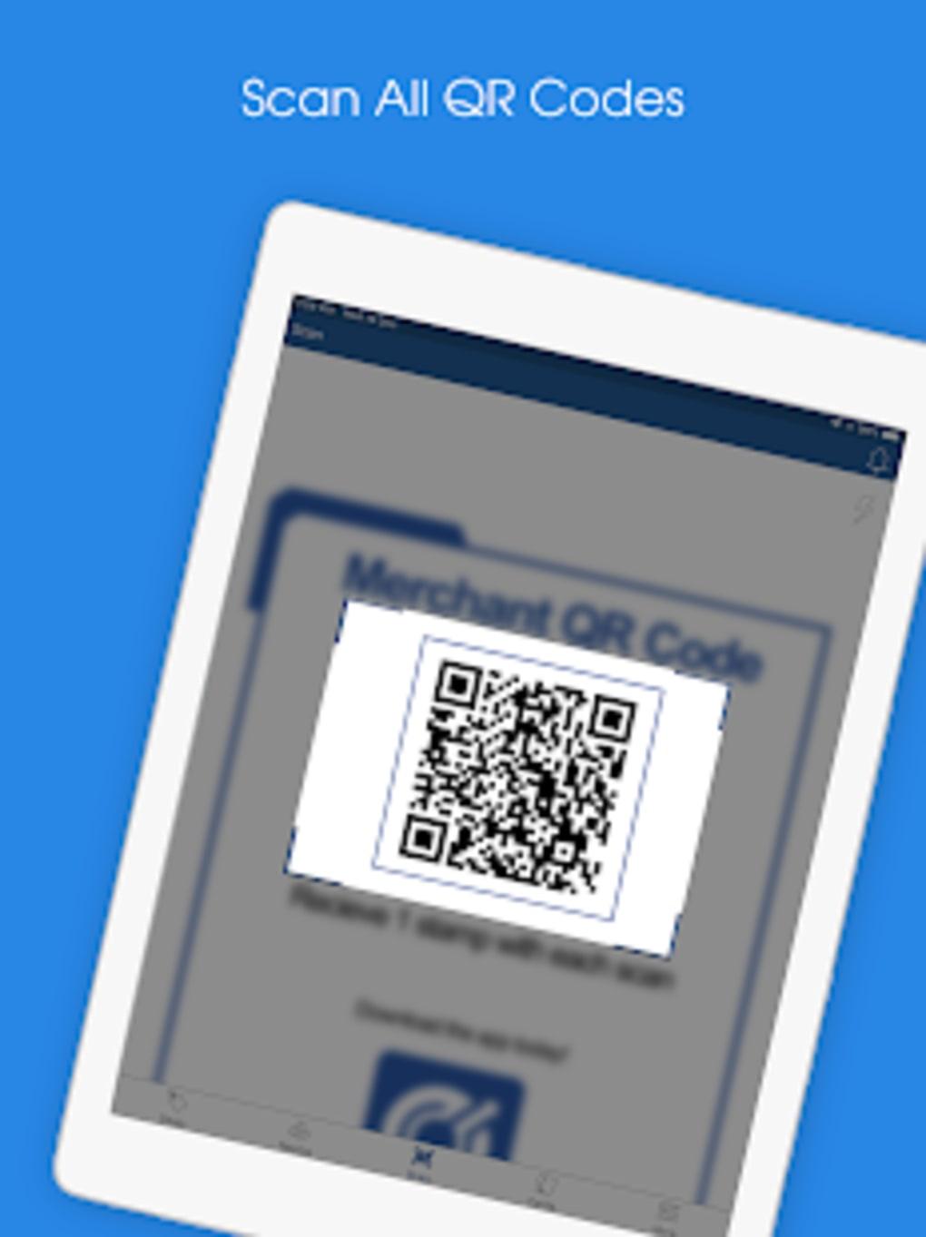 QR Scanner Rewards - QR Reader Loyalty Card for Android