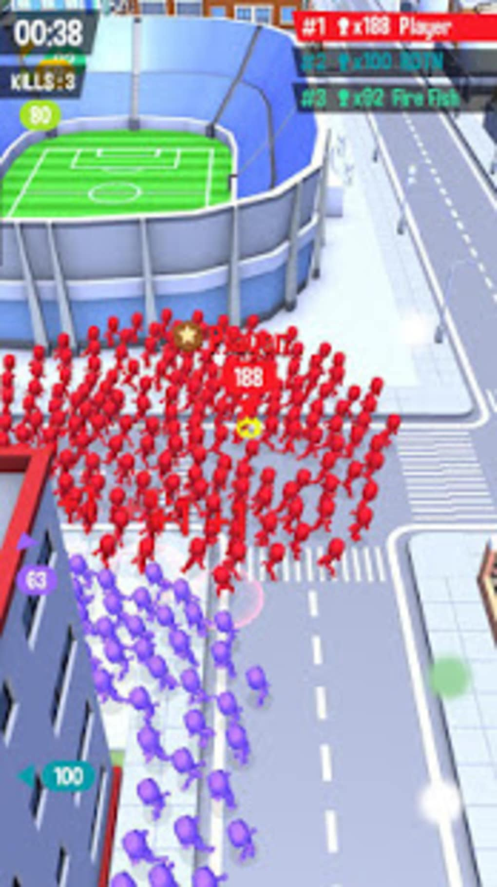 crowd city for Android - Download