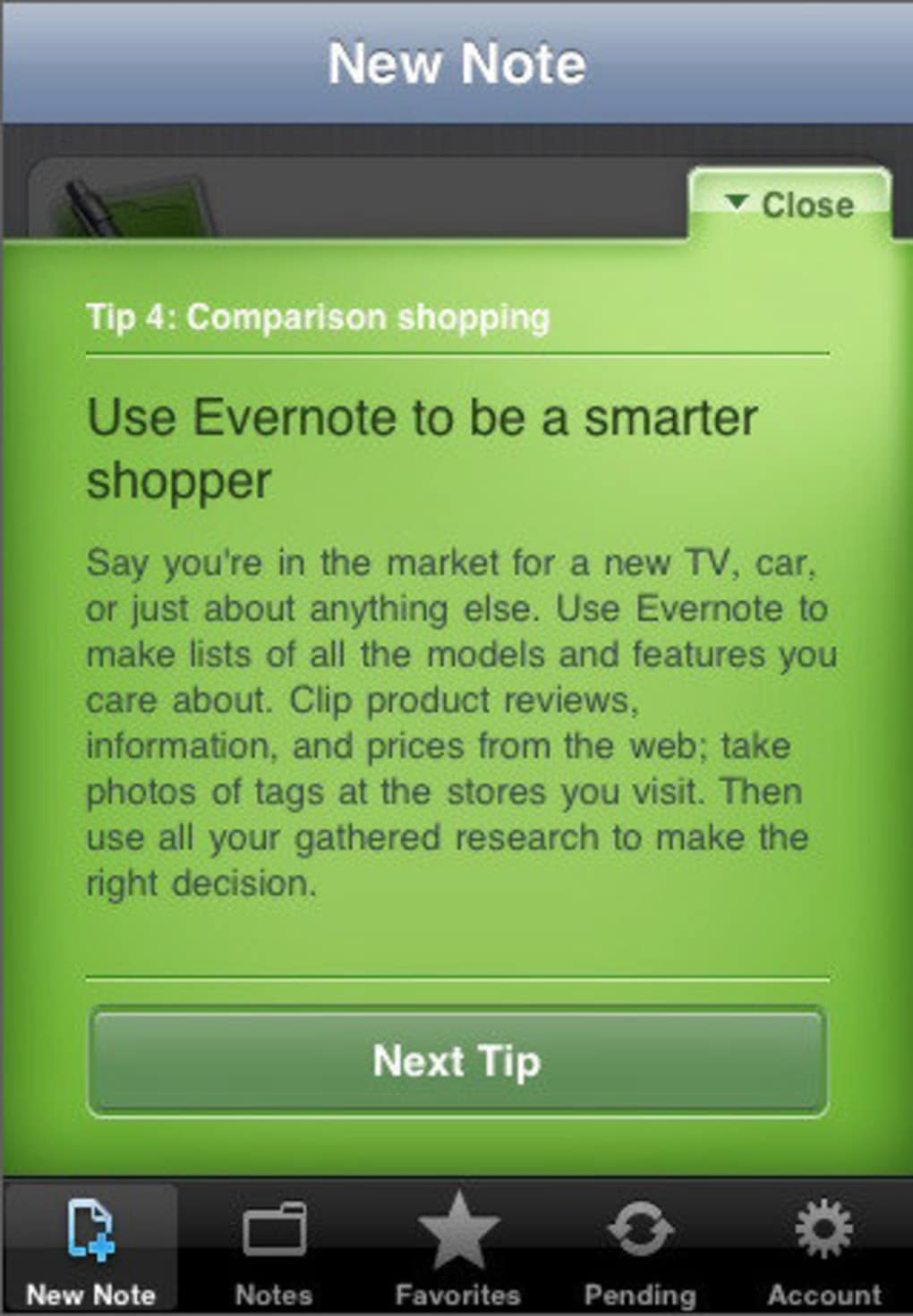evernote android app free download
