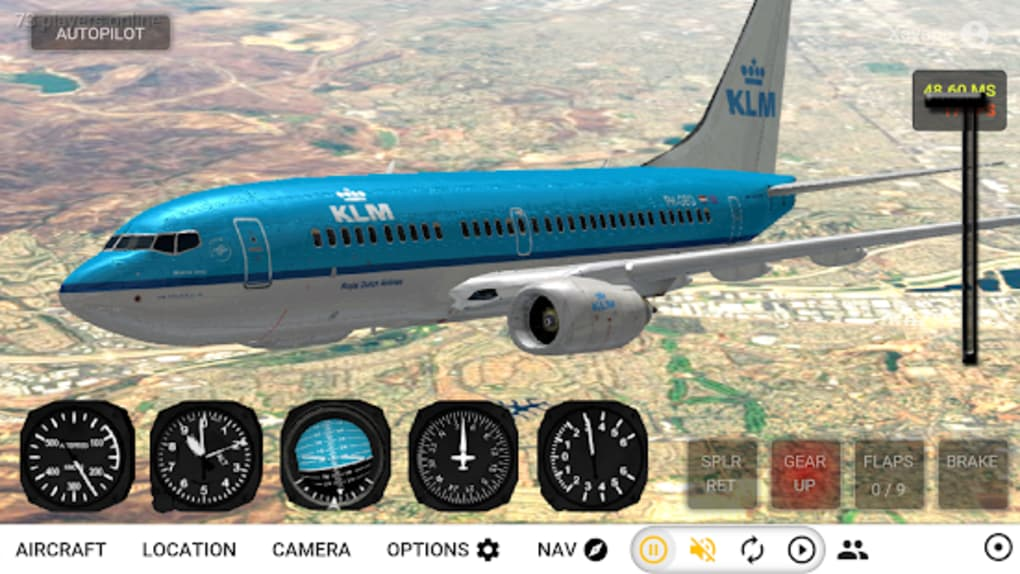 GeoFS Flight Simulator for Android - Download