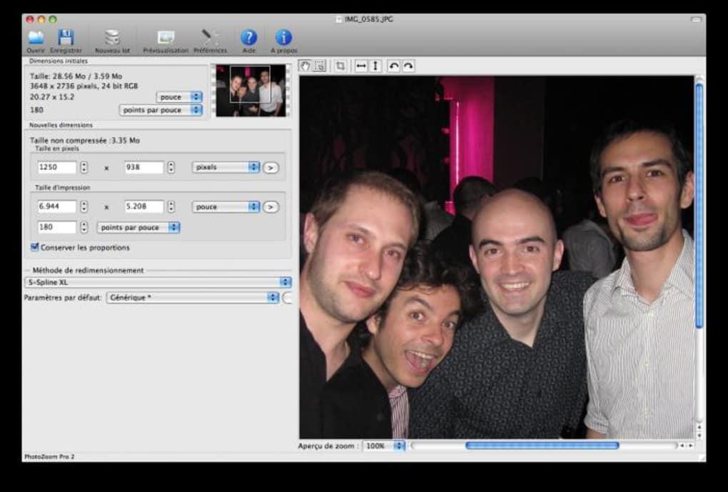 Benvista photozoom pro mac