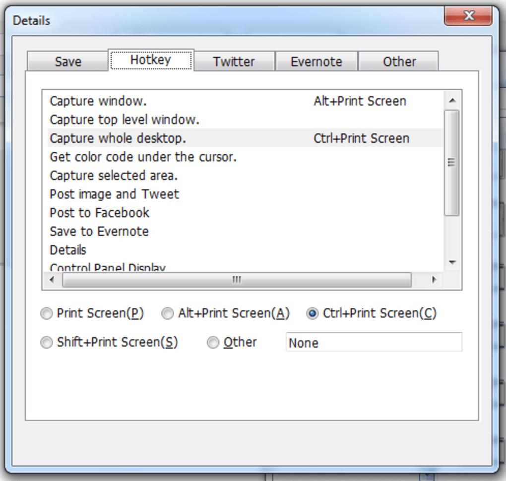 SnapCrab for Windows (Windows) - Download