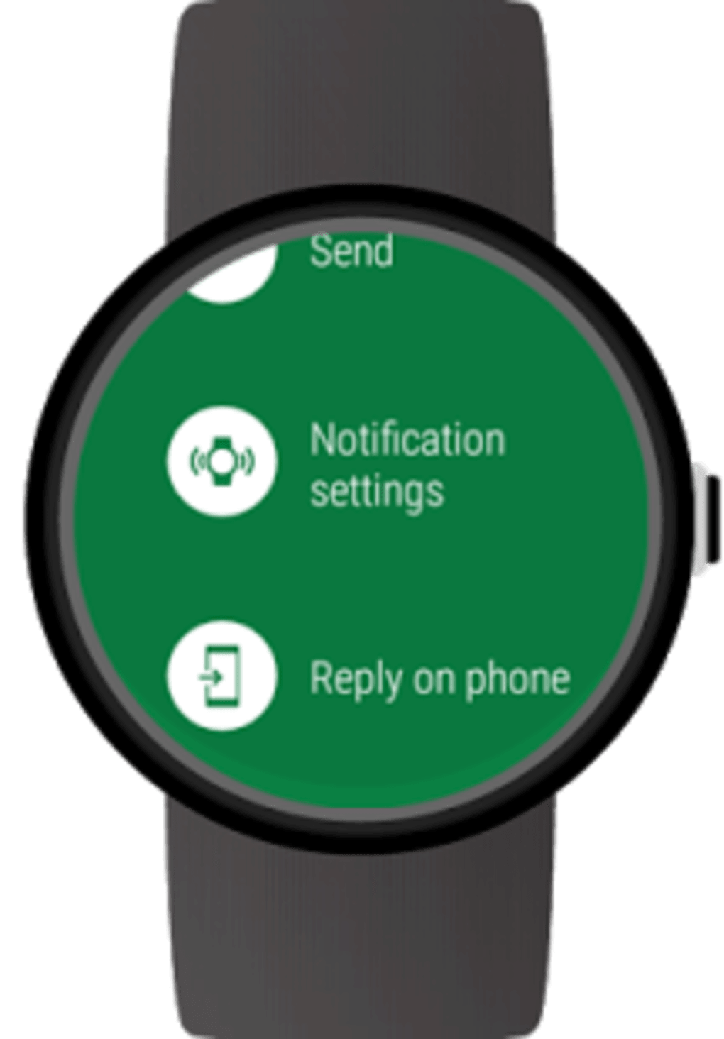 Messages for Android Wear